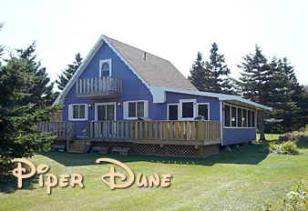 piper dune - pei cottage rental